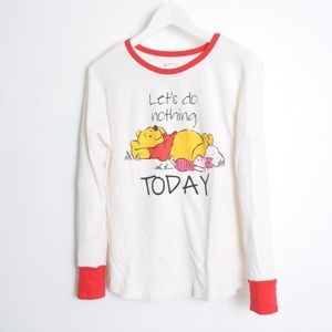 **Winnie The Pooh**Let's do nothing TODAY** Shirt